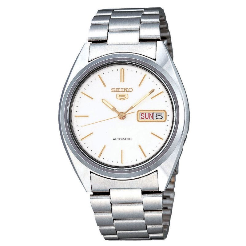 Mens Seiko 5 Automatic Watch SNXG47K1