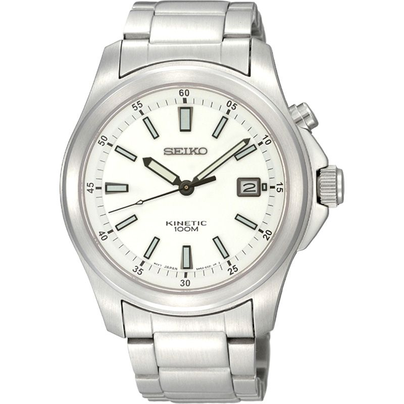 Mens Seiko Kinetic Watch SKA461P1
