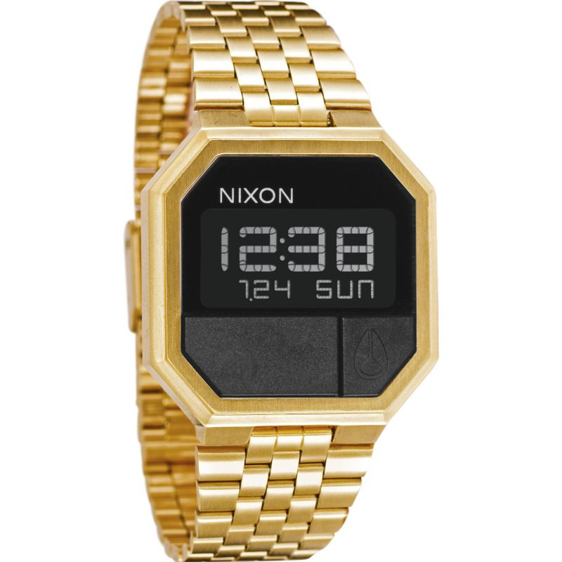 Unisex Nixon The Re-Run Alarm Chronograph Watch A158-502