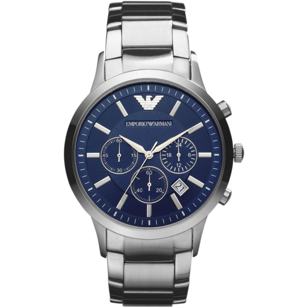 Gents Emporio Armani Chronograph Watch (AR2448) | WatchShop.com™