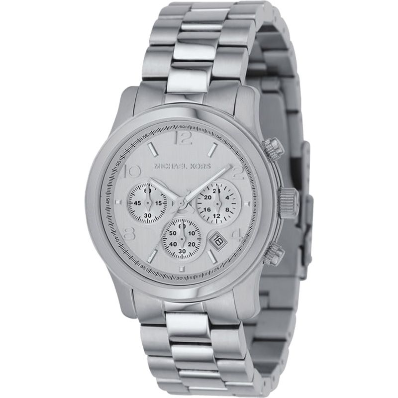 Ladies Michael Kors Runway Chronograph Watch MK5076