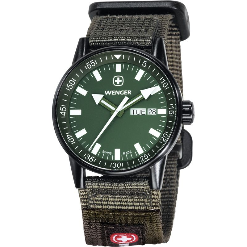 Mens Wenger Commando Watch 70174