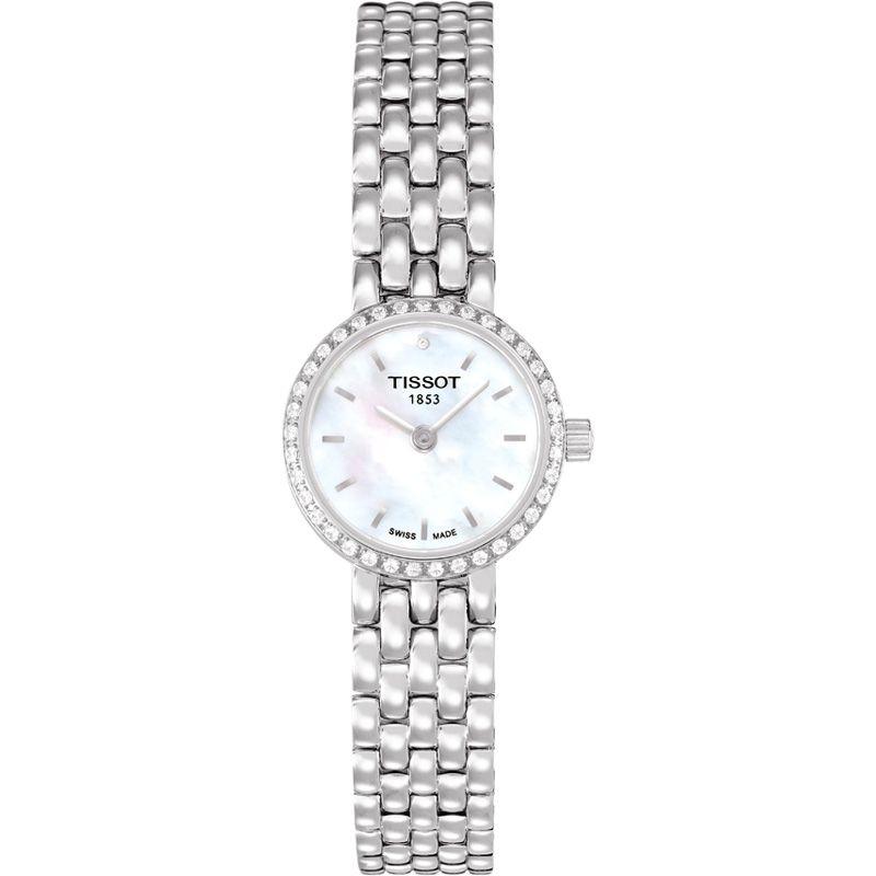 Ladies Tissot Lovely Diamond Watch