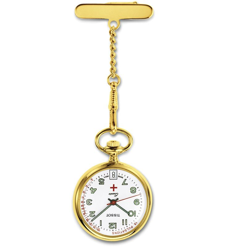 Tissot Nurses Fob Watch T81722212