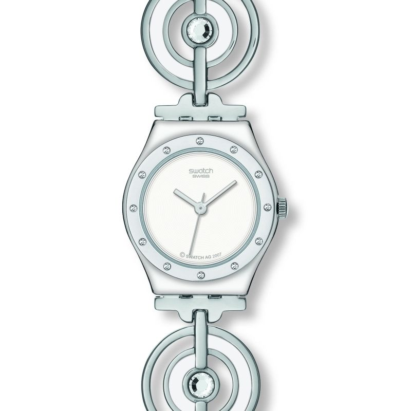Ladies Swatch Water Ripple Watch YSS237G