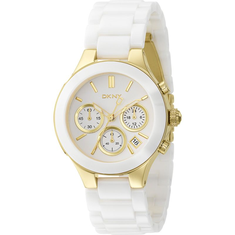 Ladies DKNY Chambers Chronograph Watch NY4913