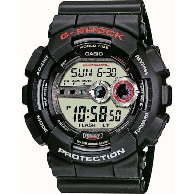 Mens Casio G-Shock Alarm Chronograph Watch GD-100-1AER