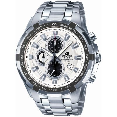 Mens  Edifice Chronograph Watch