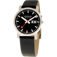Mens Mondaine Swiss Railways Watch A6693030014SBB