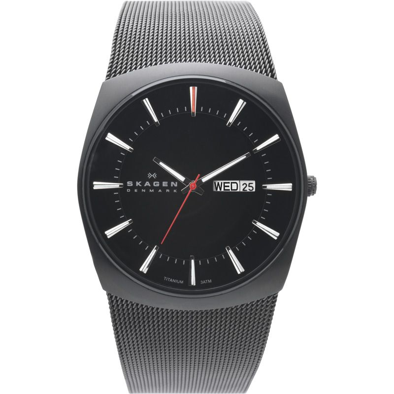 Mens Skagen Watch 696XLTBB