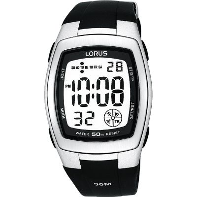 Unisex Lorus Alarm Chronograph Watch R2301CX9