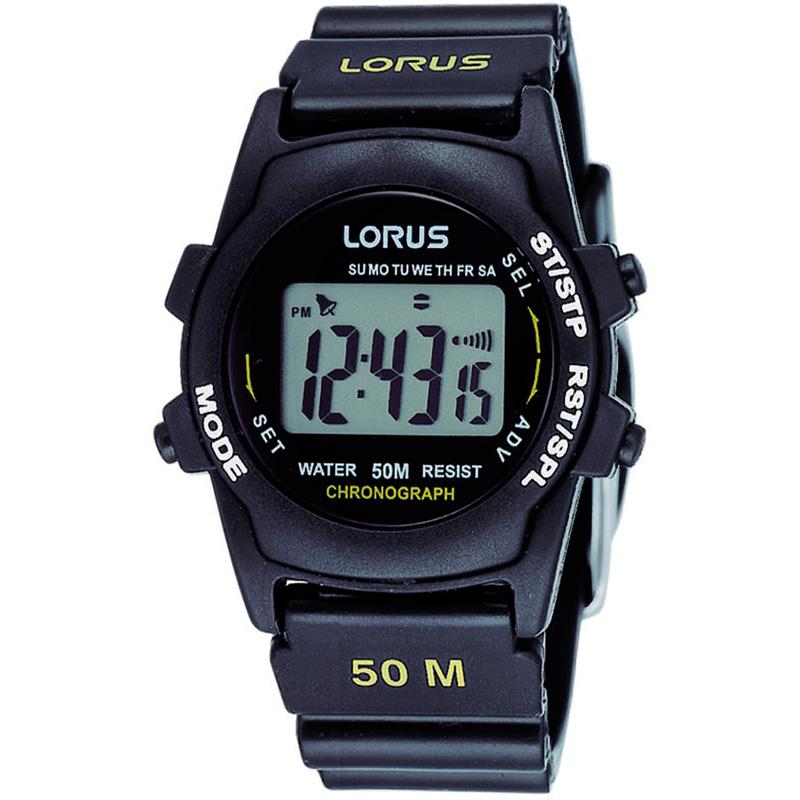 Gents Lorus Chronograph Watch R2359ax9 Watchshop