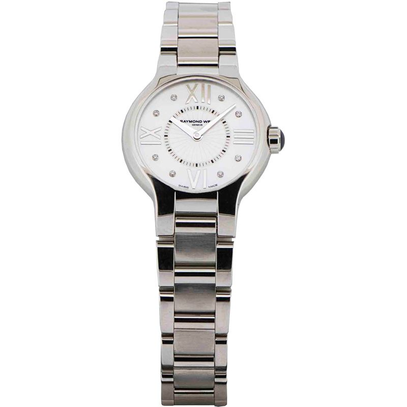 Ladies Raymond Weil Noemia Diamond Watch 5927-ST-00995