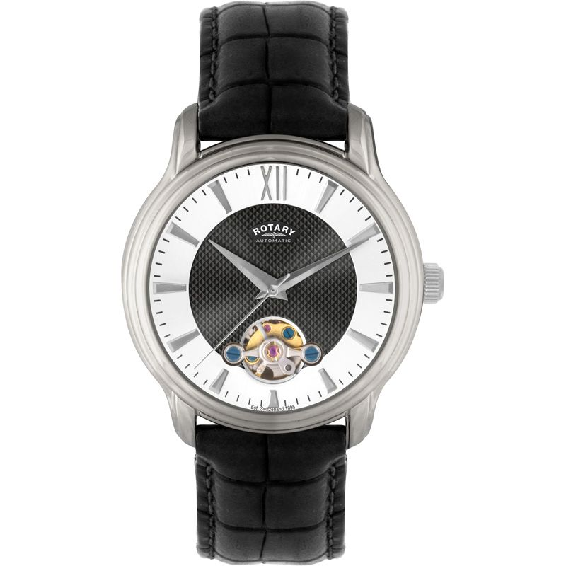 Mens Rotary Automatic Watch GS02815/06