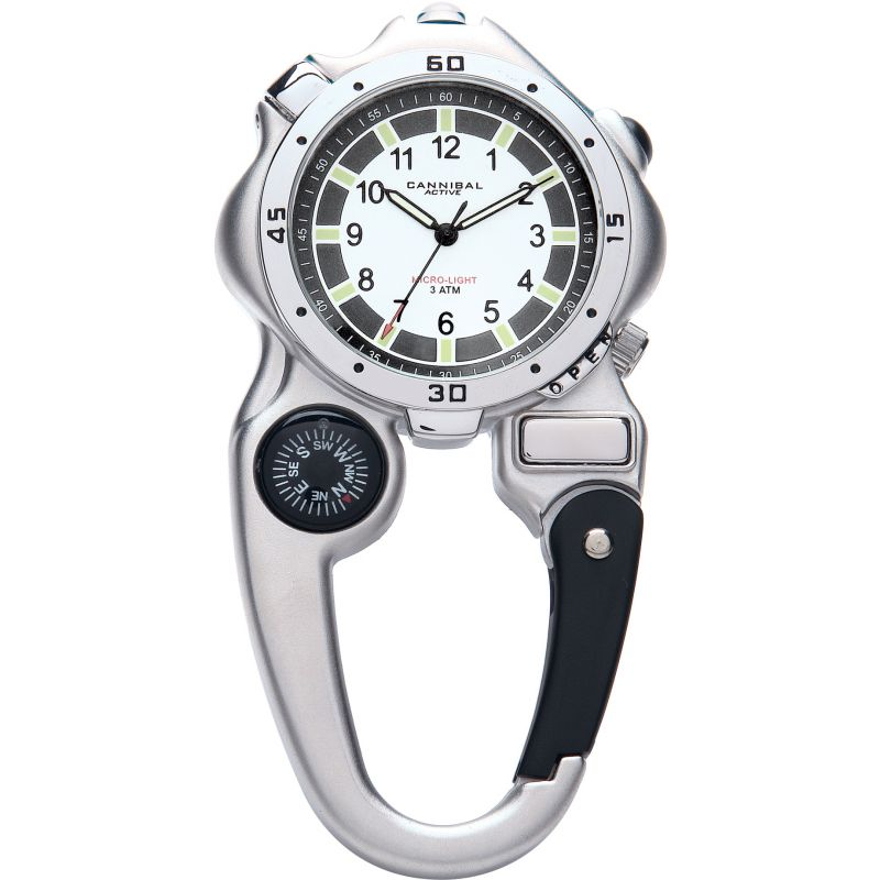 Cannibal Carabiner Watch CB201-01