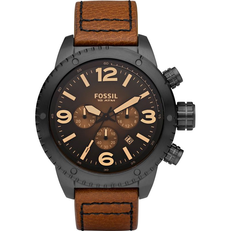 Mens Fossil Chronograph Watch CH2666