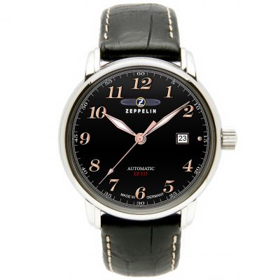 Mens Zeppelin LZ127 Graf Zeppelin Automatic Watch 7656-2