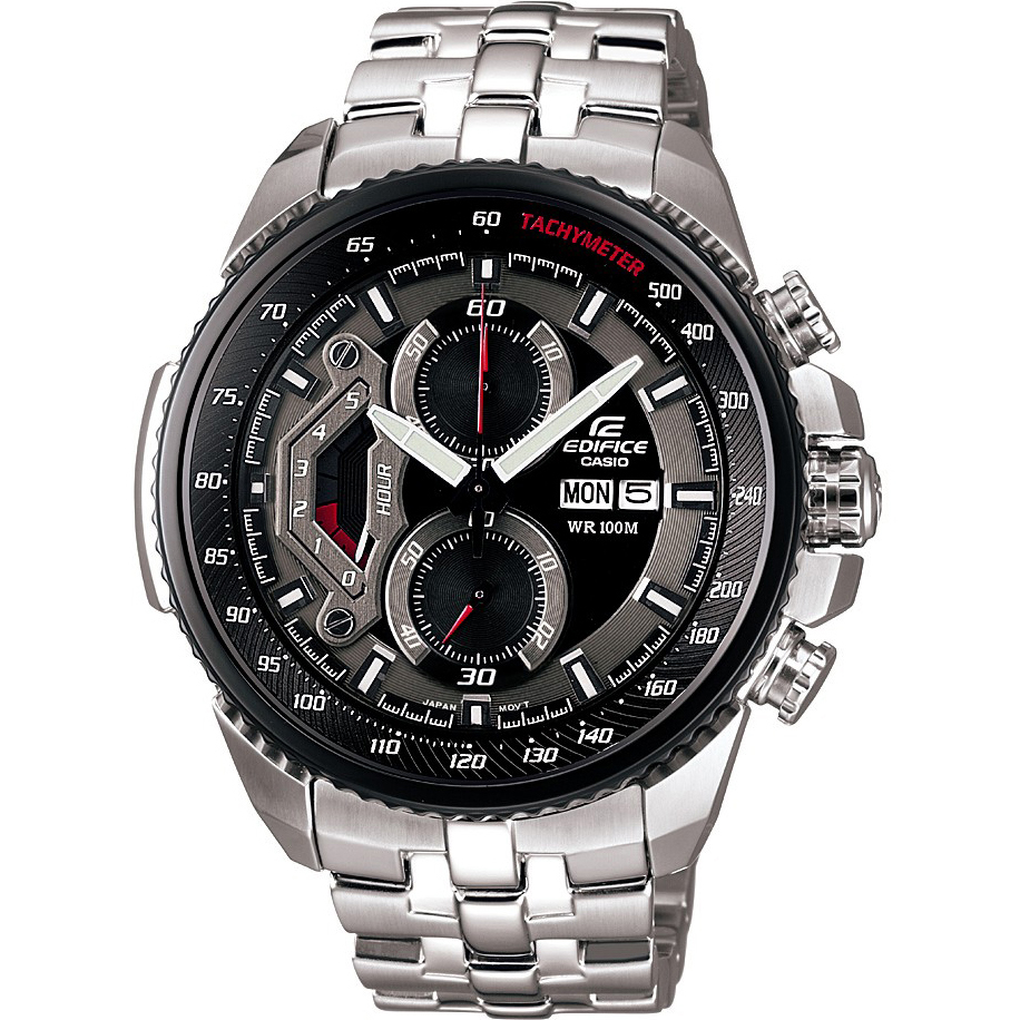 Gents Casio Edifice Chronograph Watch (EF-558D-1AVEF)   WatchShop.com™ 401e25aa2d51