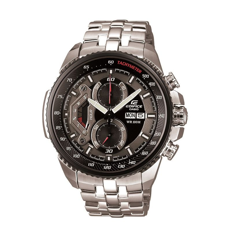 Mens Casio Edifice Chronograph Watch EF-558D-1AVEF