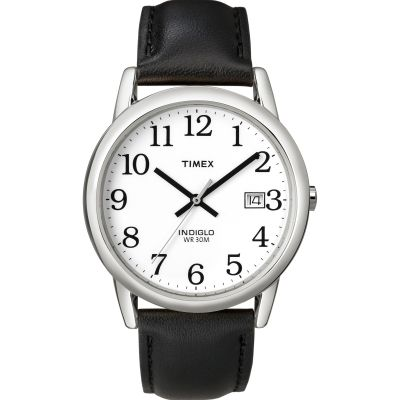 Timex Classic Easy Reader Herrenuhr in Schwarz T2H281