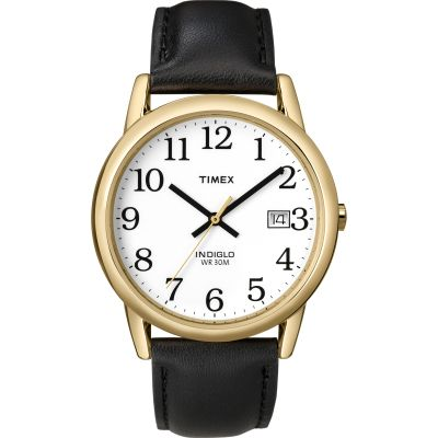 Timex Classic Easy Reader Herrenuhr in Schwarz T2H291