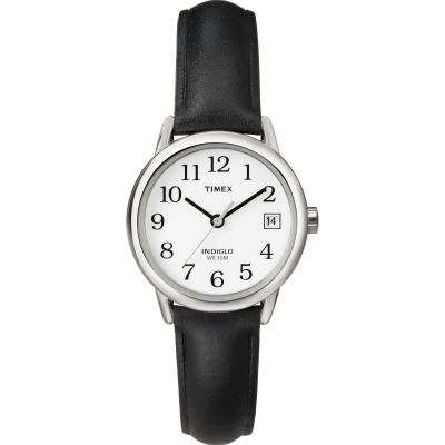 Timex Classic Easy Reader Damenuhr in Schwarz T2H331