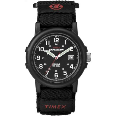 Timex Expedition Expedition Herrenuhr in Schwarz T40011