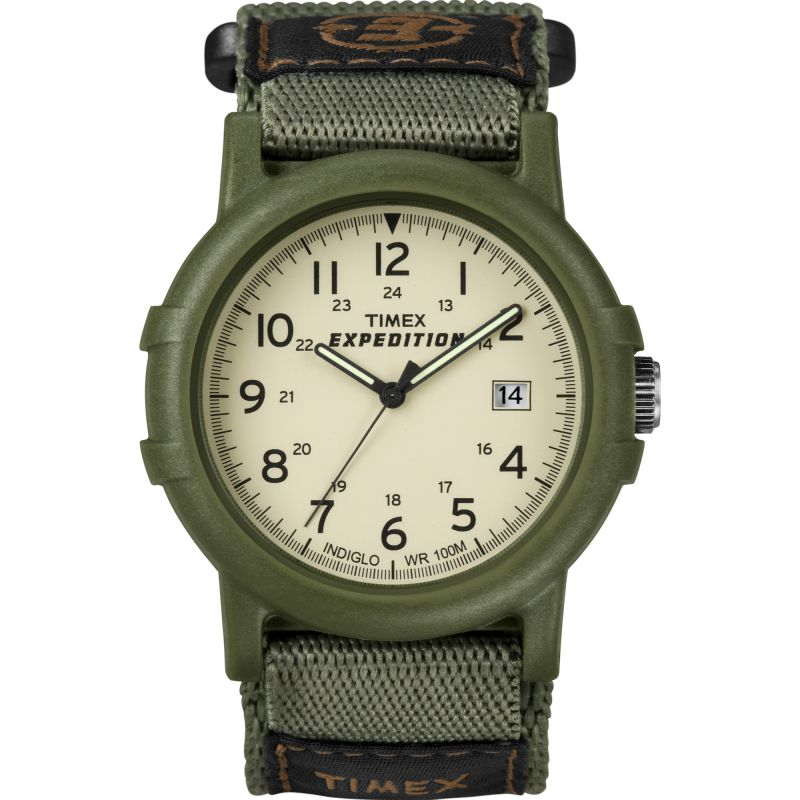 Mens Timex Indiglo Expedition Camper Watch T49725