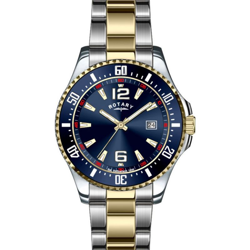 Mens Rotary Exclusive Watch GB00026/05