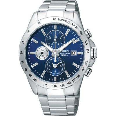 Mens Lorus Chronograph Watch RF851DX9
