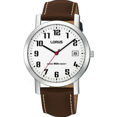 Mens Lorus Watch RXH65EX9
