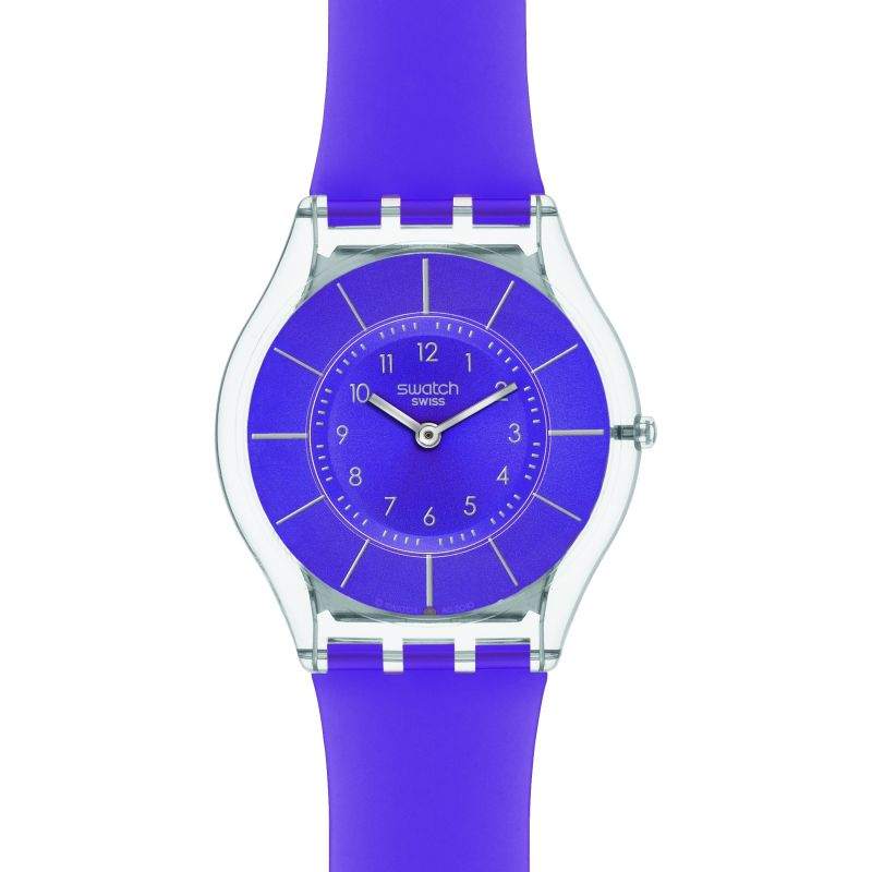 Unisex Swatch Purple Classiness Watch SFK365