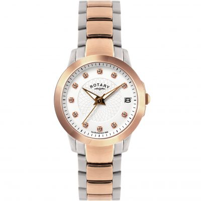 Ladies Rotary Watch LB02837/41
