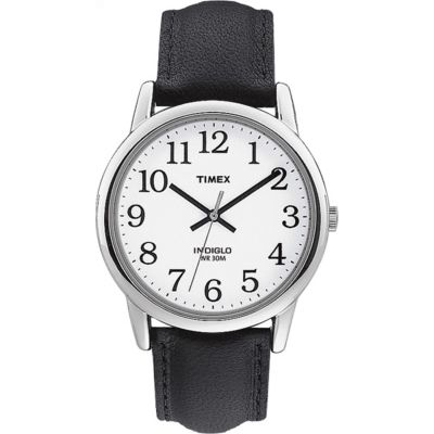 Timex Classic Easy Reader Herrenuhr in Schwarz T20501
