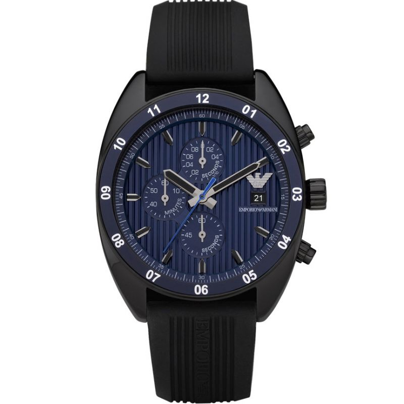 Mens Emporio Armani Chronograph Watch AR5930