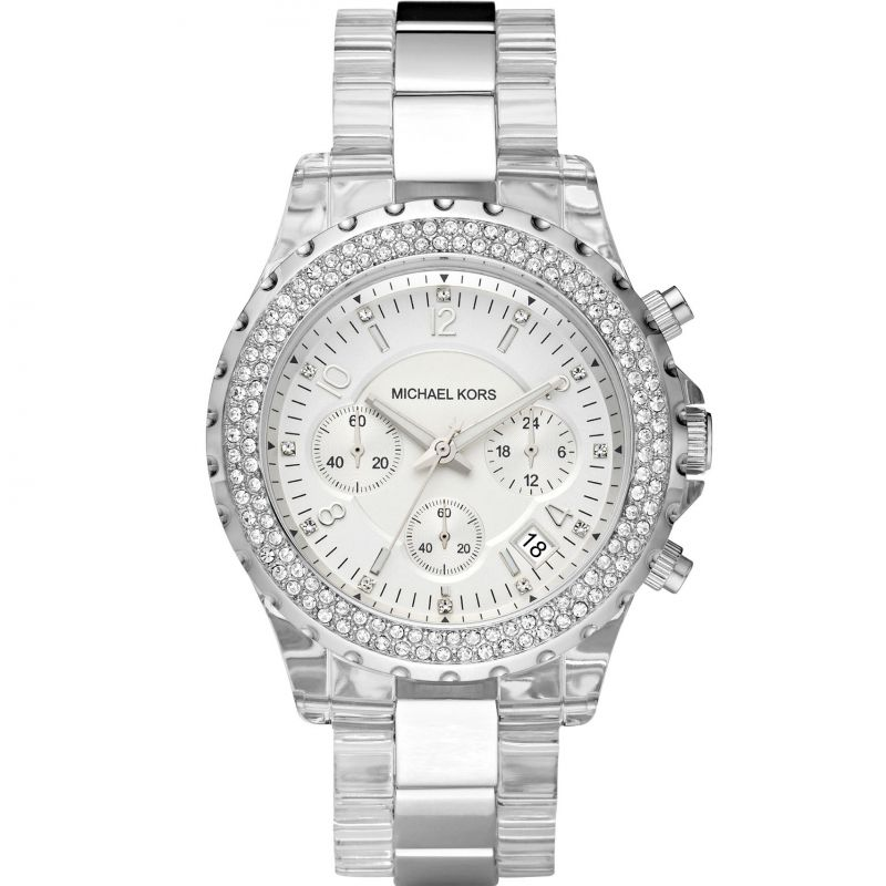 Ladies Michael Kors Chronograph Watch MK5397