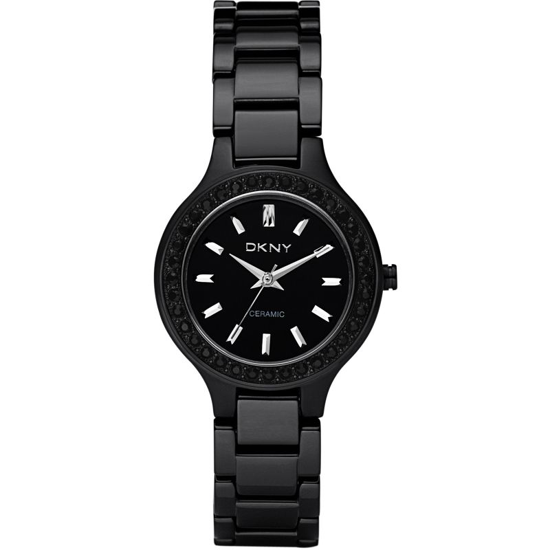 Ladies DKNY Chambers Ceramic Watch NY8142
