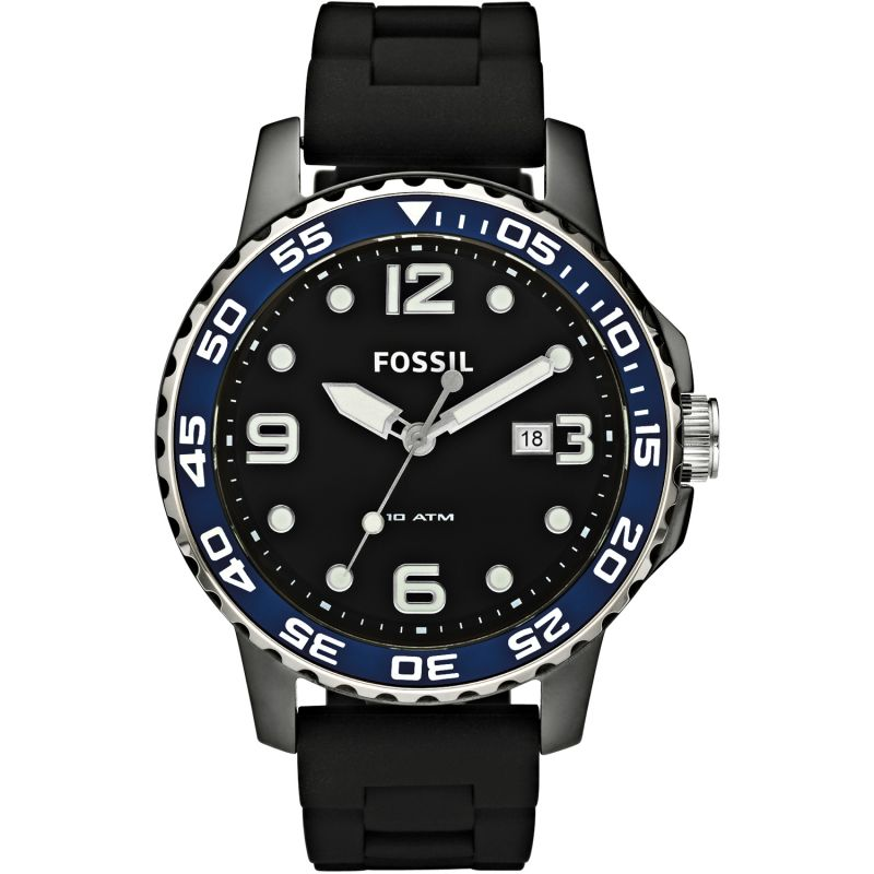 Mens Fossil Ceramic Watch CE5004