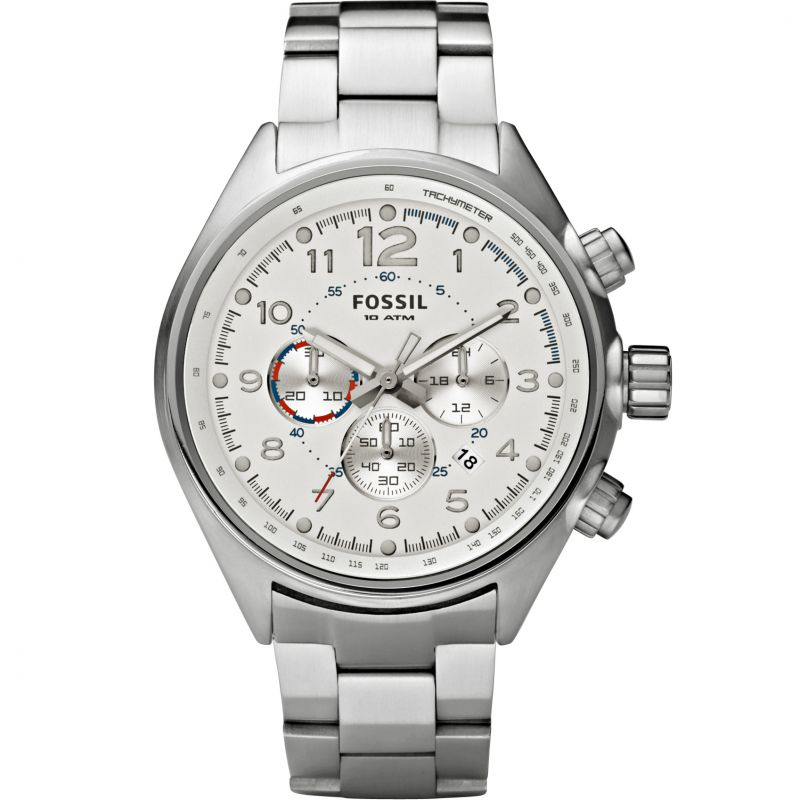 Mens Fossil Chronograph Watch CH2696