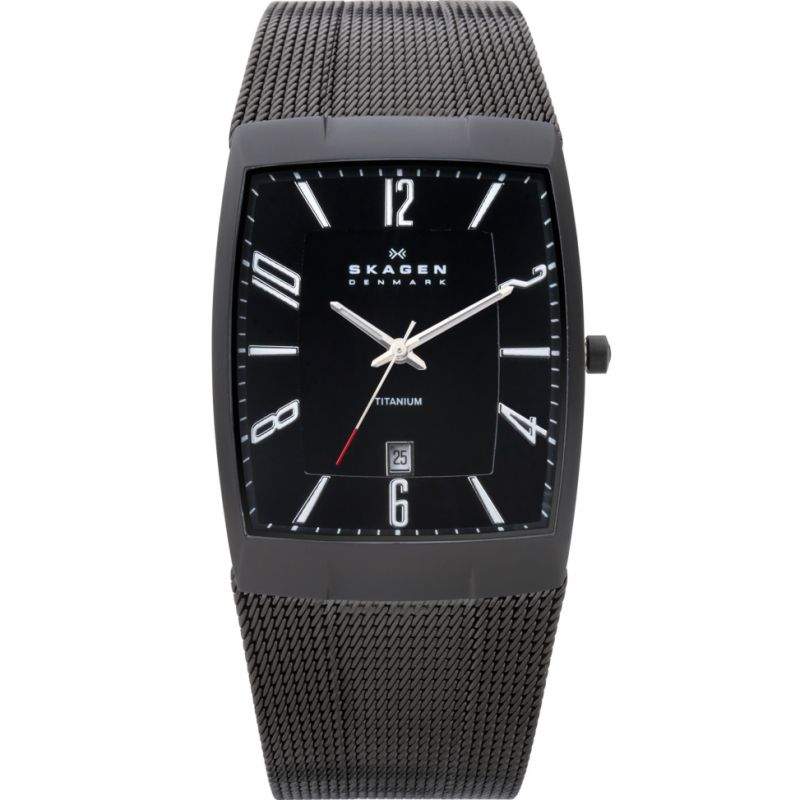Mens Skagen Watch 851LTBB