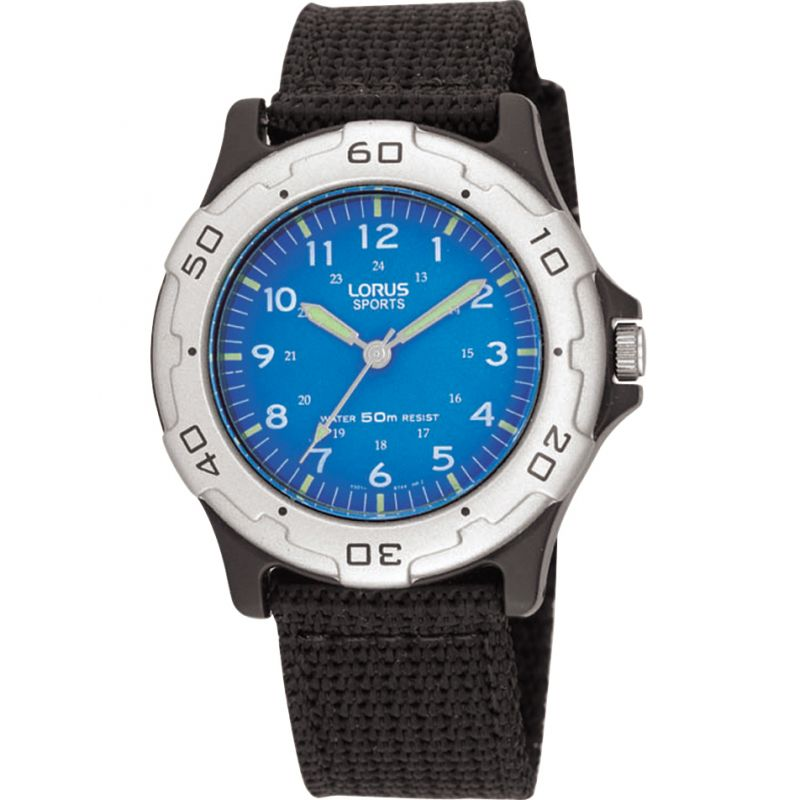 Image of  			   			  			   			  Childrens Lorus Watch RRS59FX9