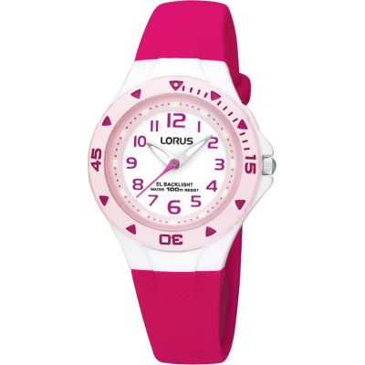 Childrens Lorus Watch R2339DX9