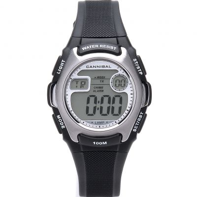 Mens Cannibal Digital Alarm Chronograph Watch CD158-03