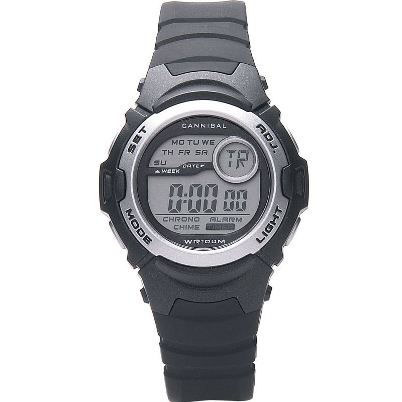 Mens Cannibal Digital Alarm Chronograph Watch CD181-03