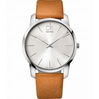 Mens Calvin Klein City Watch K2G21138