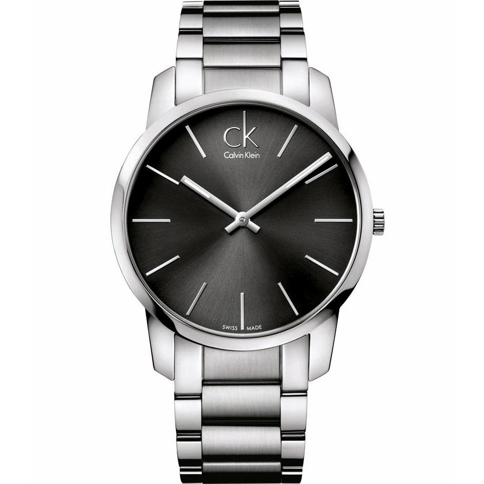 f147a7385 Gents Calvin Klein City Watch (K2G21161) | WatchShop.com™