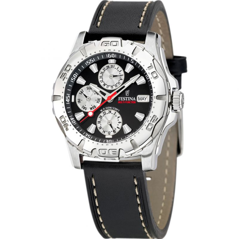 Mens Festina Watch F16243/6