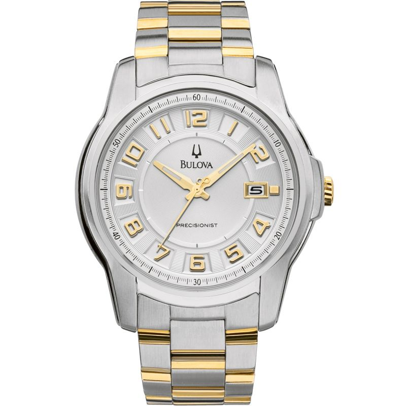 Mens Bulova UHF Precisionist Claremont Watch 98B140