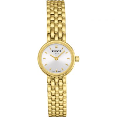 Tissot T-Lady Lovely Damenuhr in Gold T0580093303100