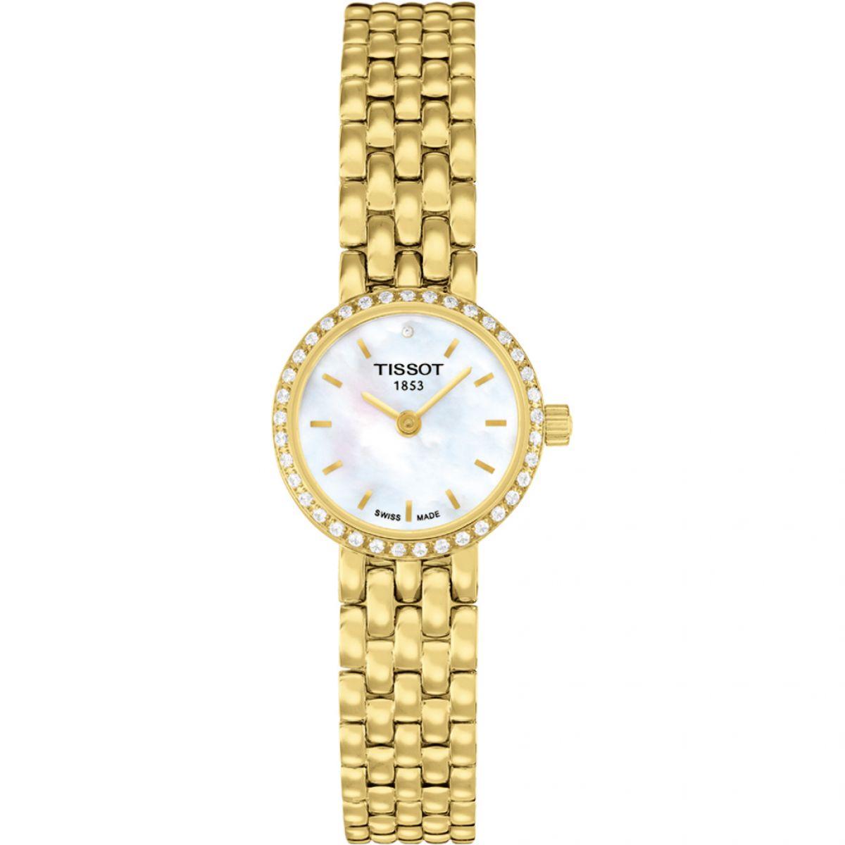 Tissot Lovely Diamond Watch